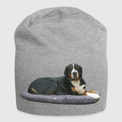 cute dog - Jersey Beanie