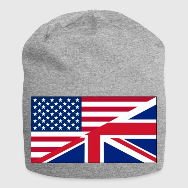 USA UK - Beanie in jersey