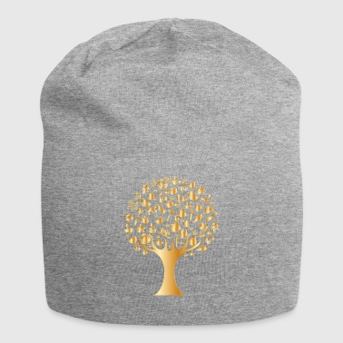 Luxury tree - Jersey Beanie