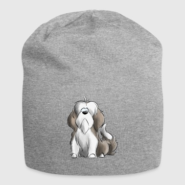I Am Bearded Collie - Tawny - Jersey-Beanie