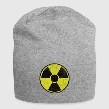 Distressed Radioactive Sign - Jersey-Beanie