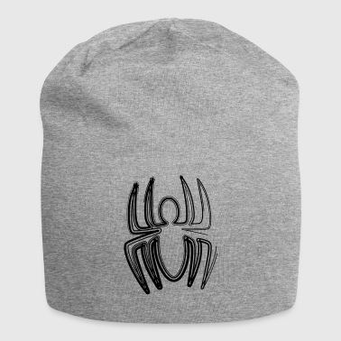 Arachnophobia? cool spider design as a gift - Jersey Beanie