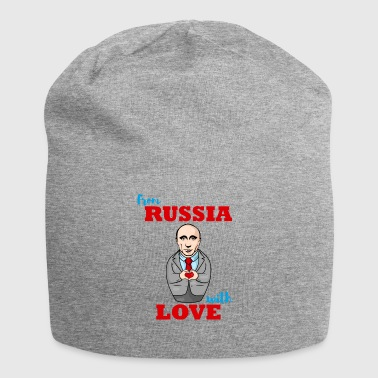 From Russia with love matryoshka - Jersey Beanie