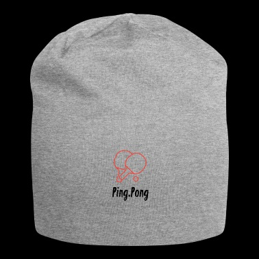 Ping Pong - Jersey-Beanie