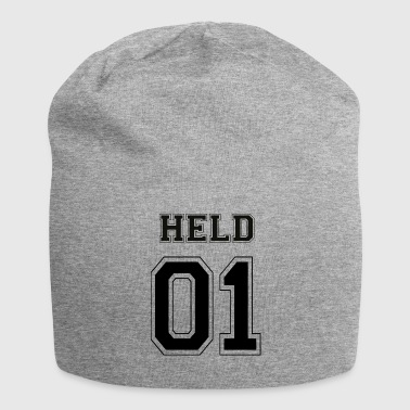 HELD 01 - Black Edition - Jersey-Beanie