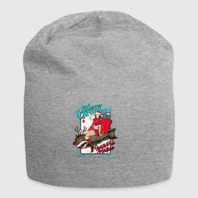POLO NORD AIRLINES - pin-up bomba di Natale - Beanie in jersey