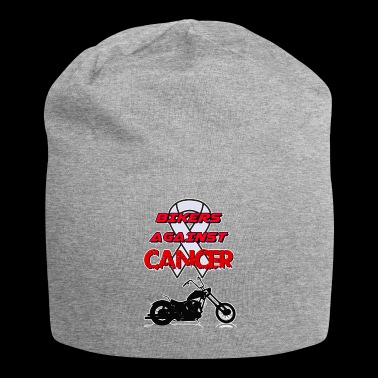 Bikers contre le cancer - Bonnet en jersey