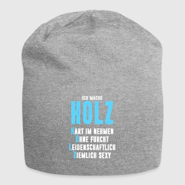 HOLZ - Jersey-Beanie