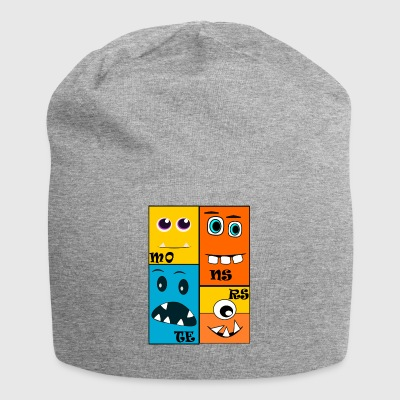 monsters - Jersey Beanie