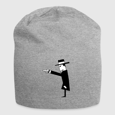 Spy with hat - Jersey Beanie