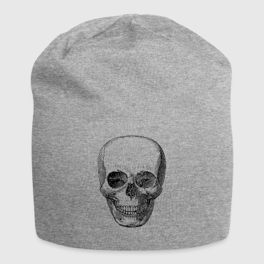 Cartoon head of death - Jersey Beanie