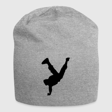 Break Dance Break Dance Hip Hop GIFT - Jersey Beanie