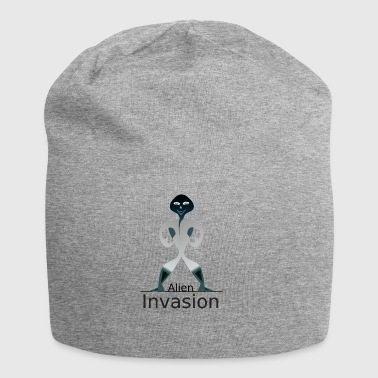 Alien invasion - Bonnet en jersey