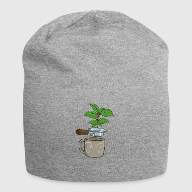 coffee machine - Jersey Beanie