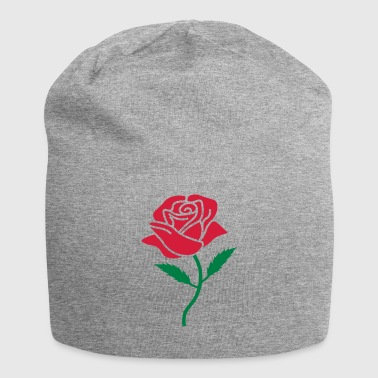 colore rosa - Beanie in jersey