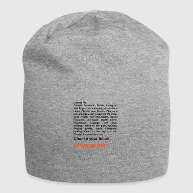 Trainspotting - Jersey Beanie