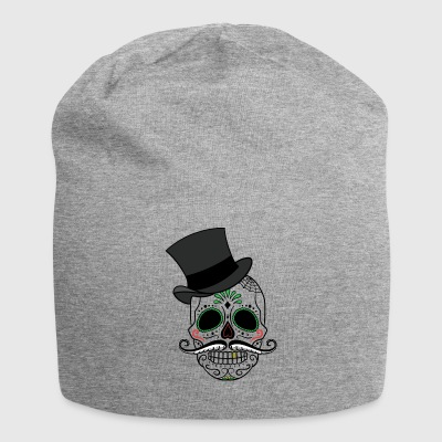 Day of the Dead - Skull - Jersey Beanie