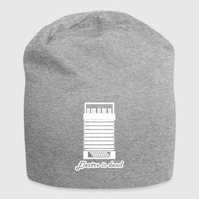 electrodead wite - Jersey-Beanie