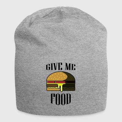 Give me FOOD - Jersey Beanie