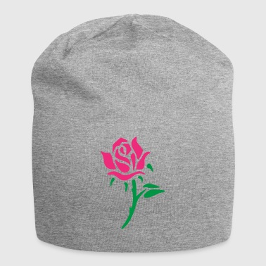 Rose - Jersey-Beanie