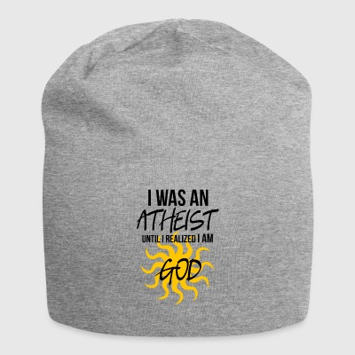 I am God - Jersey Beanie