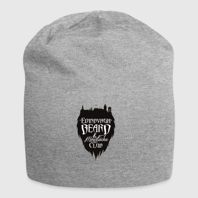 Black EBMC - Beanie in jersey