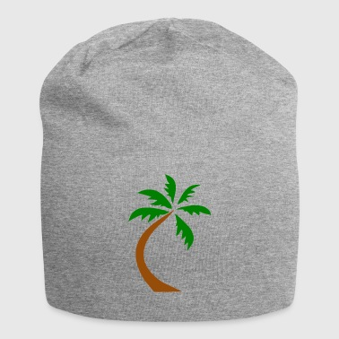 Crooked palm - Jersey Beanie