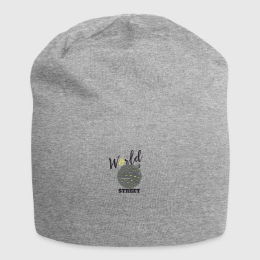 World is Street - Bonnet en jersey
