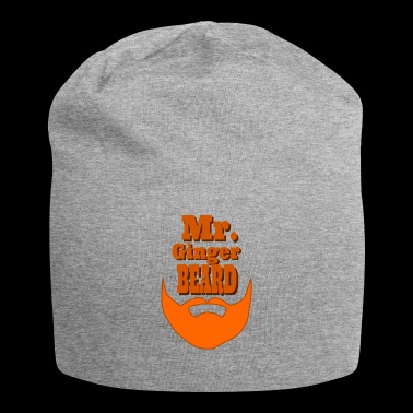 Mr. Ginger Beard - Jersey Beanie