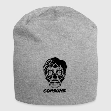 They Live - Alien Skull - Consume Shirt - Jersey Beanie