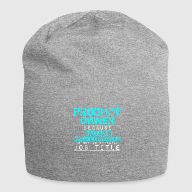 Product Owner - Jersey Beanie