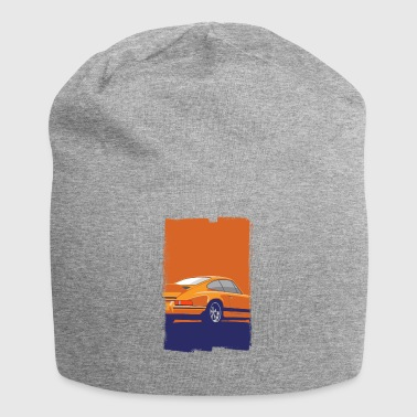 Classic Air Cooled Rear Engine Sports Car - Jersey Beanie