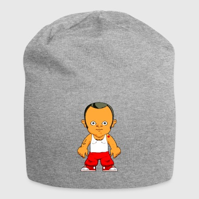 Cartoon character small gangster - Jersey Beanie