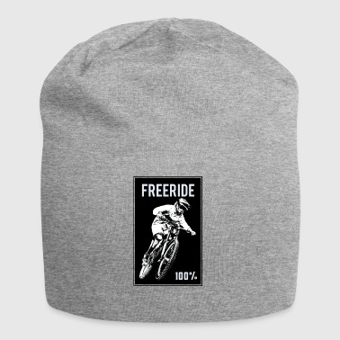 Freeride 100 procent - Jersey-Beanie