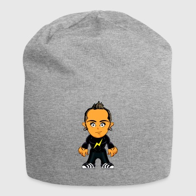 Comic character avatar style - Jersey Beanie