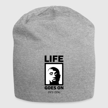 Life goes on - Jersey-Beanie