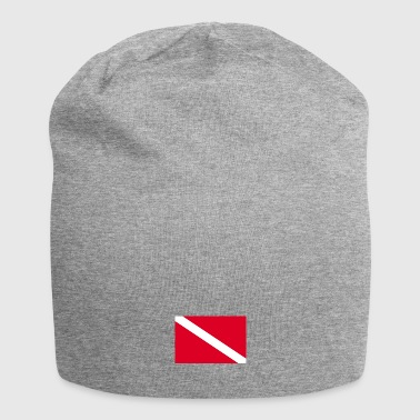 Diving Flag - Jersey Beanie