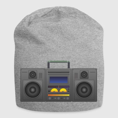 camicia Retro ghetto blaster - Beanie in jersey