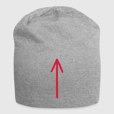 Arrow shape DIY yourself - Jersey Beanie
