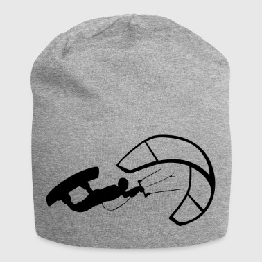 windsurfer - Beanie in jersey