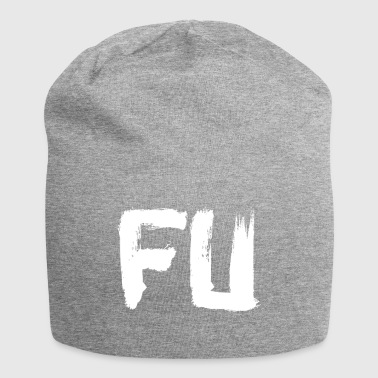 FU knows - Jersey Beanie