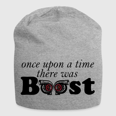 once upon a time boost - Jersey Beanie
