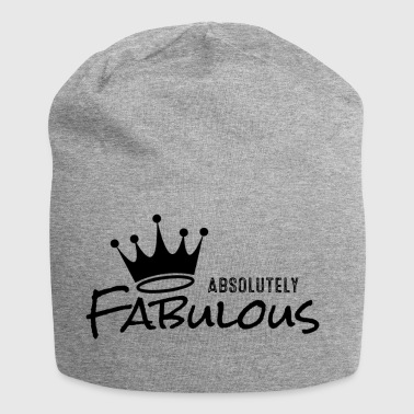Absolutely Fabulous - Jersey Beanie