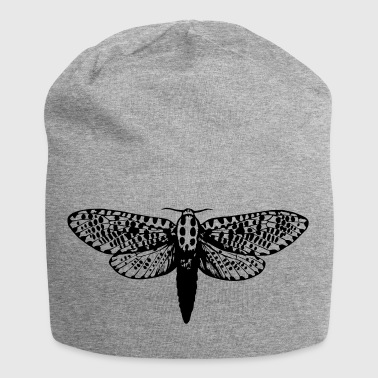 Moth drawing - Jersey Beanie