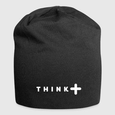 think positive - Jersey-Beanie