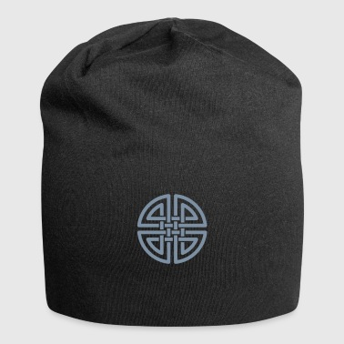 Celtic knot circle - Jersey Beanie