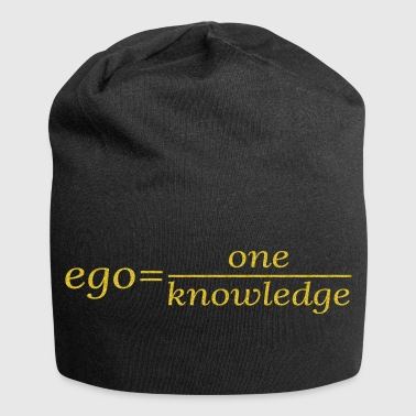 Ego equation ego - Jersey-Beanie