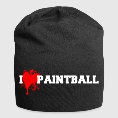 I Love Paintball - Jersey-Beanie