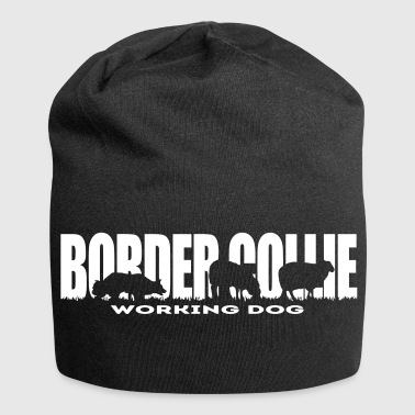 Border Collie BORDER COLLIE WERKENDE HOND - Jersey-Beanie