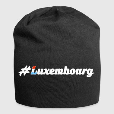 #Luxembourg - Jersey Beanie